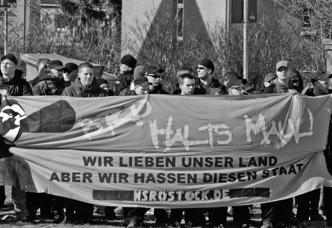 NSR, Nationale Sozialisten Rostock